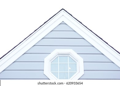 Roof of house (white)