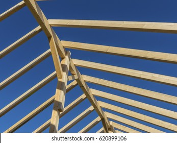 roof of a new roof