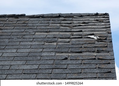Roof shingles need to be replace