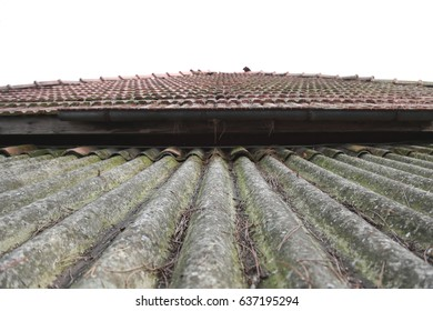 A roof with roof tile