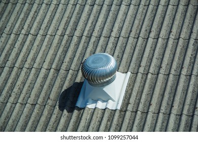 Roof Ventilator,Rotary fan,Ventilation in the building