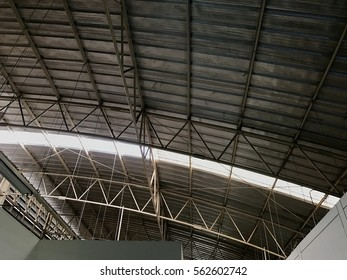 The Roof and Wall Structure.