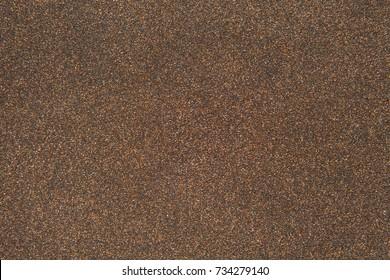 Roofing Felt Rubberoid Background, sand texture