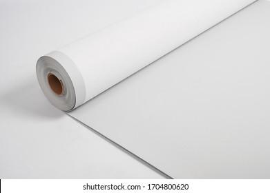 Roofing PVC membrane in rolls