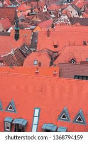 Roofs of Wertheim