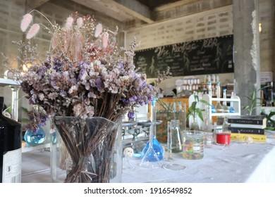 El Café Ratchaburi Tailandia en la azotea