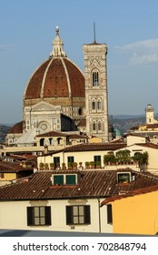 Rooftop View of the Cathedral of Santa Maria del Fiore, Florence