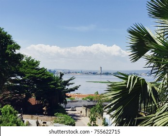 Rooftop view, Kinshasa, DR Congo