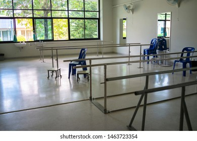 A Room for disabilities, rehabilitation and physical therapy