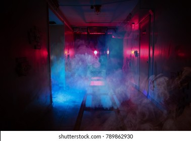 Neon Room Lights Images, Stock Photos & Vectors | Shutterstock