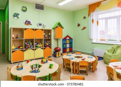 Kindergarten Classroom Images Stock Photos Vectors Shutterstock