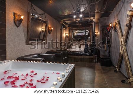 room interior for bdsm