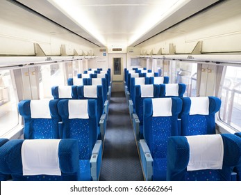 Room of limited express train