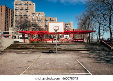 Roosevelt Island Basketball Court