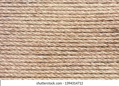 Rope background (made from natural fiber material - sisal)