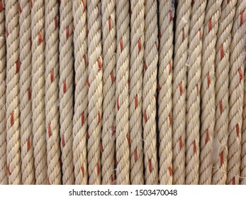 rope big line group background