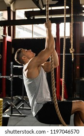 rope climbing workout images stock photos vectors shutterstock