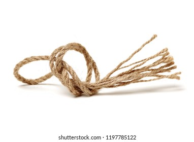 Rope with the knot