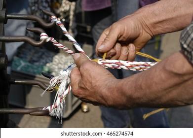Rope manufacturer