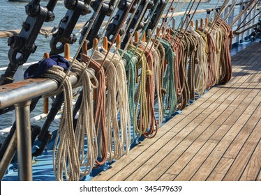 Rope marine generic term for rope products used in shipping.
