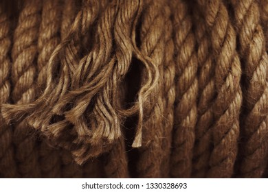 Rope-rope in a roll