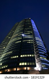 The Roppongi Hills office tower in Tokyo Japan, Symbolizing the 'new' the Tokyo of the 21st Century