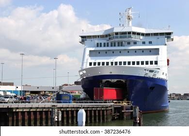 ro-ro passenger ferry