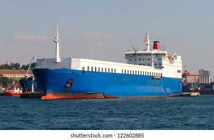 Ro-ro Ship