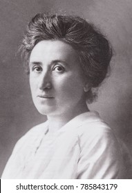 Rosa Luxemburg, German revolutionary leader, journalist, and socialist intellectual. Her 1900 pamphlet, Reform or Revolution, argued that capitalism would eventually collapse, but that revolution, not