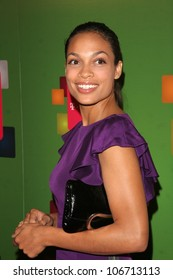 Rosario Dawson  at the T-Mobile G1 Launch Party. Siren Studios, Hollywood, CA. 10-17-08