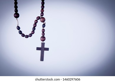 Rosary Beads as a symbol of salvation and eternal life