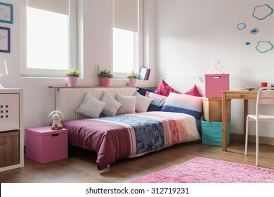 Girl Teen Bedroom Images Stock Photos Vectors Shutterstock