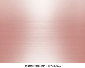 Rose gold background - foil metal texture