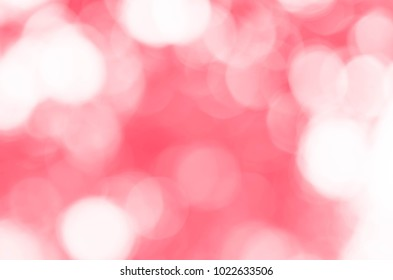 rose gold festive abstract bokeh background