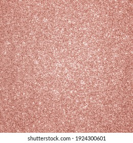 Rose gold glitter texture pink red sparkling shiny wrapping paper background for Christmas holiday seasonal wallpaper decoration, greeting and wedding invitation card design element