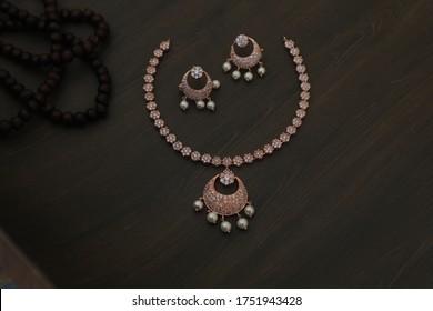 Rose Gold Jewellery Images Stock Photos Vectors Shutterstock