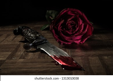 Blood Rose High Res Stock Images Shutterstock