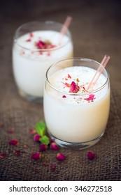 Rose Lassie, indian drink