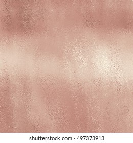 Rose light gold copper bronze brass foil decorative texture background
