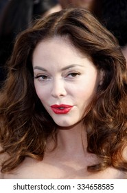 Rose McGowan at the 2011 VH1 Do Something Awards held at the Palladium Hollywood in Los Angeles, California, United States on August 14, 2011.