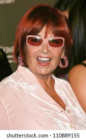 Roseanne  at the 3rd Annual Pink Party benefiting Cedars-Sinai Women's Cancer Research Institute. Viceroy Hotel, Santa Monica, CA. 09-08-07