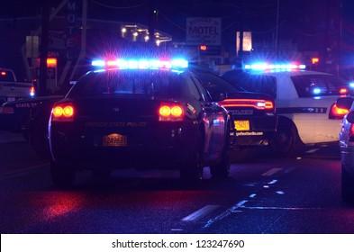 Police Lights Images, Stock Photos & Vectors | Shutterstock