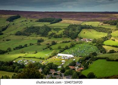 Rosedale agricultural show in the North York Moors natioanl park