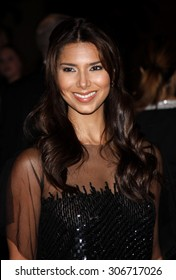 Roselyn Sanchez at the Operation Smile's 8th Annual Smile Gala held at the Beverly Hilton Hotel in Beverly Hills, USA on October 2, 2009.