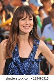 "Rosemarie DeWitt at the world premiere of her movie ""The Odd Life of Timothy Green"" at the El Capitan Theatre, Hollywood. August 7, 2012  Los Angeles, CA Picture: Paul Smith"
