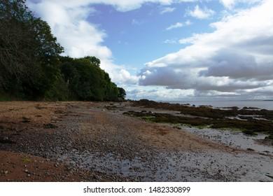 Rosemarkie Beach in a Scottish Summer