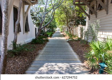 Rosemary Beach Boardwalk Florida