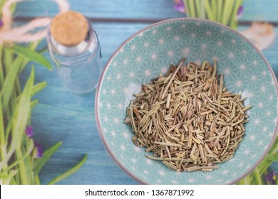 rosemary spice detail, healthy herbs naturopathy