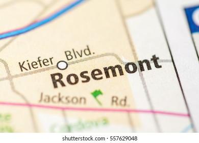 Rosemont. California. USA