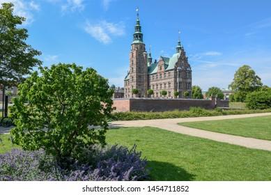 Rosenborg Castle is a renaissance castle located in the centre of Copenhagen on Denmark